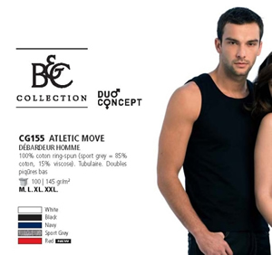 Tee-shirt Atletic Move Couleur